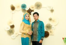 ENGAGEMENT PUTRI & NINO by Aluxs Wedding Organizer & Package