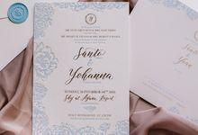 Santo & Yohanna by The Fine Press