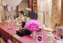 Barbie Bridal Shower by Papelace