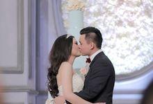 Jovi & Jessica by PRIVATE WEDDING ORGANIZER