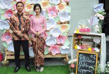 Alodia & Haryo Engagement by Papelace