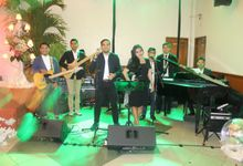 Adhe & Pandu Wedding by 1548 band
