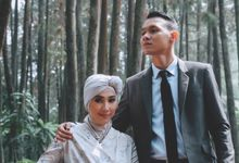 ANNISA & ANGGI PREWEDDING by Benangsari Flower Studio