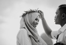 Prewedding Pantai Goa Cina Malang - Taufiq & Tata by Hexa Images