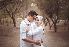 Nanda and Fasich Prewedding by Deisa Project