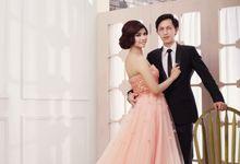Victor & Julia prewedding photoshoot by Eva Kharisma Bridal & Couture