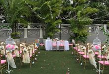 EricxShelly l Hotel Fort Canning by Cinderella Dream
