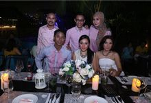 Samuel Abrahams 21 MM Management Pinkish Birthday by Red Garnet Decor