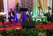 Septa & Buyung Wedding by 1548 band