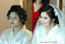 Makeupstory of Catherine by Linda Make Up Studio