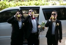 THE WEDDING OF DAVIN AND JUVEN by JS Wedding Planner Organizer and Entertainment