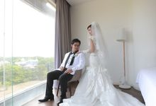 Daniel And Theresia Prewedding and Wedding Day by Ace Of Creative by Impressions Wedding Organizer