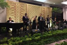 Royal Kuningan Jakarta The wedding of Ardi and Eva by Lemon Tree Entertainment