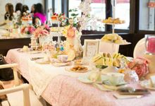 Miss Vie  High Tea Party by Sucré Pâtissier and Chocolatier
