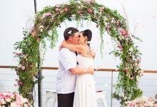 Liane & Livio Vow Renewal by Bali For Two