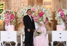 Lia & Nafi 13 Februari 2016 by Kirana Wedding Planner