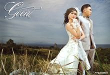 Theressa & Yudistira Portfolio Pre wedding by lodygraphics
