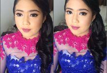 Graduation Make Up by makeupbycorry