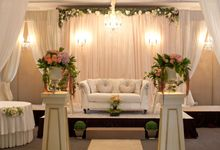 Wedding at Fort Canning by OC Weddings