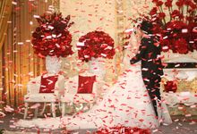 Red & White Wedding by Grand Mercure Bandung Setiabudi
