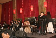 Wedding Teddy Chen & Merry Zhong by Teddy Chen Music Entertainment
