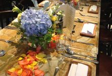 Rustic Wedding at Halia by One Olive