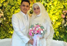 Rahma & Amri Holy Matrimony by Garland Galore Flower Shop