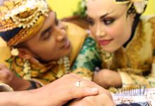 Wedding Pipit & Ipung by Studio 17