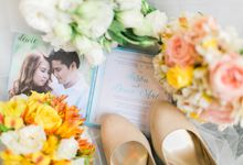 Jason and Dewie Wedding by Mozaic Creatives