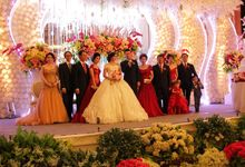 The Wedding of Andry & Jessica by Yosua MC