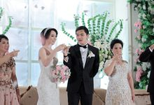 Andre & Melissa by PRIVATE WEDDING ORGANIZER