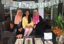 Shy Private Bridal Shower by Lush Spa