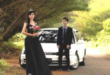Prewedding Ami & Amin by LookArt Digital
