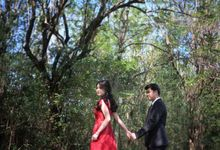 The Engagement of Grace & Johan by PROJECT ART PLUS Wedding & More