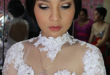 Holy Matrimony of Ecik & Anton by Makeup by Heny