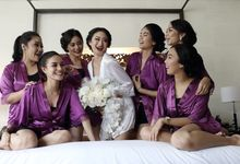 The Wedding of Adit and Nathania by Tjong Indra Photography