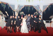The Wedding of Chandra & Novia by WedConcept Wedding Planner & Organizer