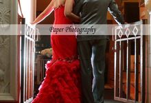 The Wedding Diya & Yanward by PAPER photo & video