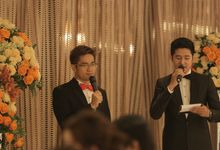 Jimmy&Ciska's Wedding by Aimer Music Entertainment