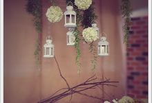DIY Wedding details by ZC Events