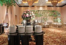 Ichan & Rani Wedding at Grand Ballroom by Grand Hyatt Jakarta
