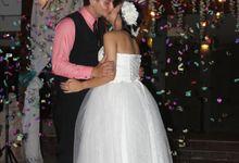 Era and Tia Wedding by Alindra Villa