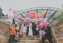 The Wedding of Lui & Rena by Mindfolks Wedding