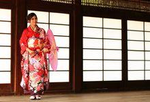 beauty kimono of siska by Foto Kimono