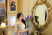 Sweet & Romantic Glamour by Valencia Janet Makeup