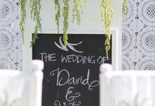 Wedding of David & Vita by POSH DECORATION