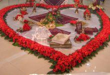 Red heart by Samaneh Arzhangi