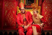 Pre-Wedding Usi & Mimon by LUDIS.photoworks