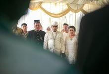 Widya & Adrian Wedding by Hexa Images