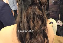 Bridal Makeup & Hairstyling by Makeupwifstyle